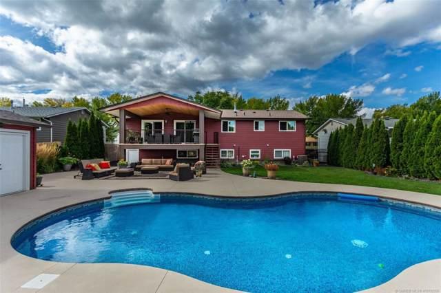 920 Thompson Road,, Kelowna, BC V1X 3X1 (MLS #10192926) :: Walker Real Estate Group