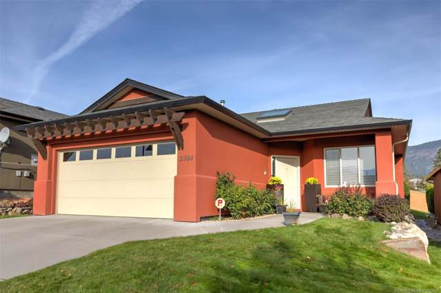 2384 Mesa Vista Court,, Westbank, BC V4T 2X9 (MLS #10192928) :: Walker Real Estate Group