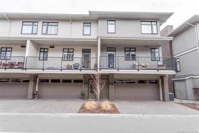 #47 1102 Cameron Avenue,, Kelowna, BC V1Y 0B2 (MLS #10192932) :: Walker Real Estate Group