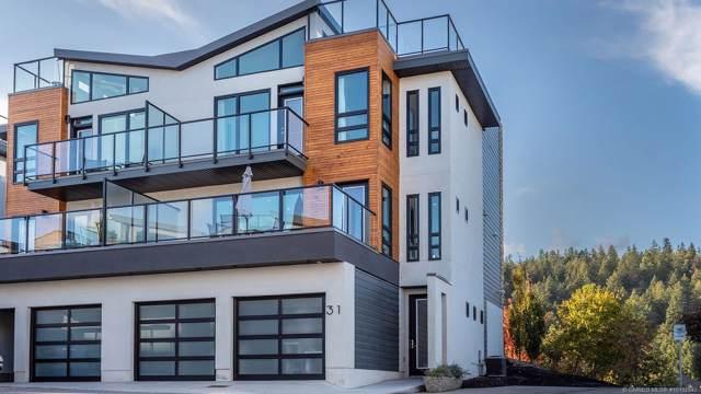 #31 1818 Peak Point Court,, West Kelowna, BC V1Z 4B4 (MLS #10192943) :: Walker Real Estate Group