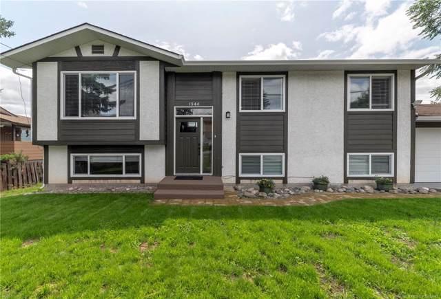 1544 Oswell Drive,, Kelowna, BC V1P 1L2 (MLS #10192945) :: Walker Real Estate Group