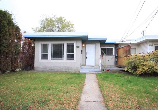 867 Bay Avenue,, Kelowna, BC V1Y 7K2 (MLS #10192977) :: Walker Real Estate Group