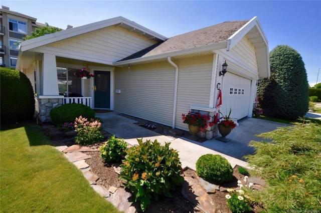 #109 1330 Ridgeway Drive,, Kelowna, BC V1Y 9T8 (MLS #10192988) :: Walker Real Estate Group