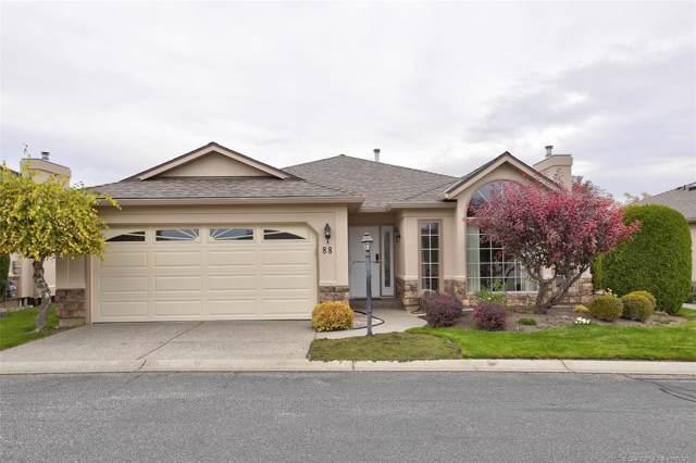 #88 595 Yates Road,, Kelowna, BC V1V 1P8 (MLS #10193017) :: Walker Real Estate Group