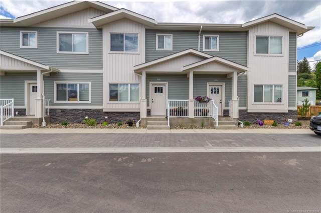#203 4002 30 Avenue,, Vernon, BC V1T 2G3 (MLS #10193028) :: Walker Real Estate Group