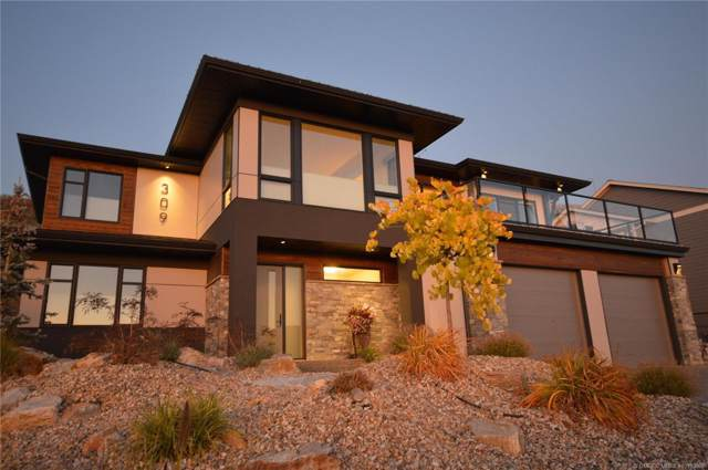 309 Baldy Place,, Vernon, BC V1B 0A3 (MLS #10193060) :: Walker Real Estate Group