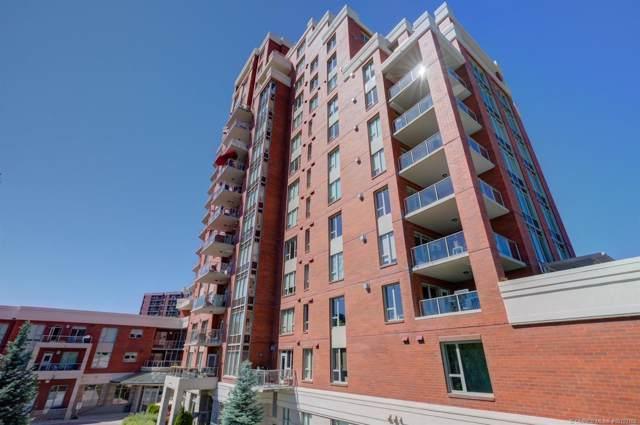 #1403 1160 Bernard Avenue,, Kelowna, BC V1Y 6R2 (MLS #10193102) :: Walker Real Estate Group
