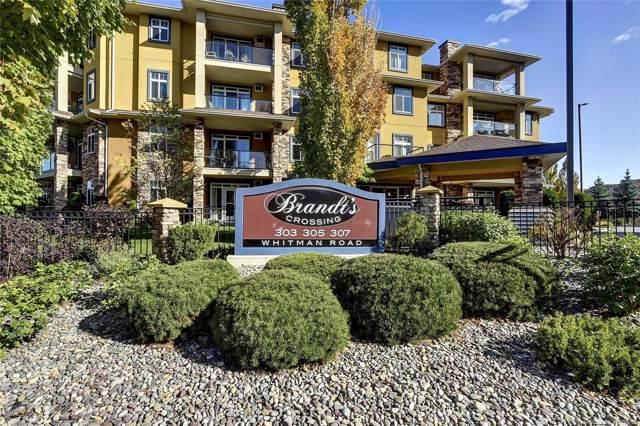 #102 303 Whitman Road,, Kelowna, BC V1V 2P3 (MLS #10193152) :: Walker Real Estate Group