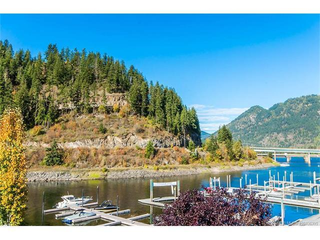 D303 - 1118 Riverside Avenue D303, Sicamous, BC V0E 2V1 (MLS #10136395) :: Shuswap Real Estate by Stacey Leigh