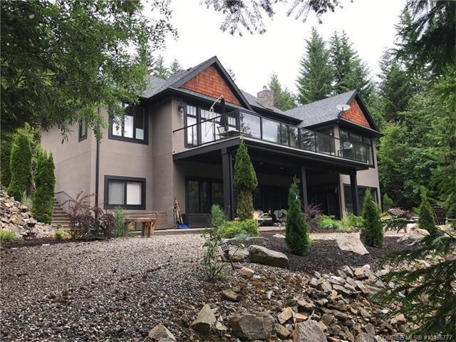 346 Old Spallumcheen Road, Sicamous, BC V0E 2V3 (MLS #10136777) :: Shuswap Real Estate by Stacey Leigh