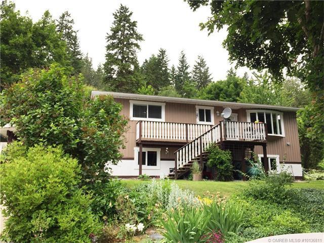 906 High Street, Enderby, BC V0E 1V0 (MLS #10136811) :: Shuswap Real Estate by Stacey Leigh