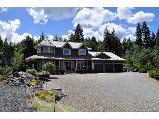 2669 Mount Rose Place, Blind Bay, BC V0E 1H1 (MLS #10136867) :: Shuswap Real Estate by Stacey Leigh