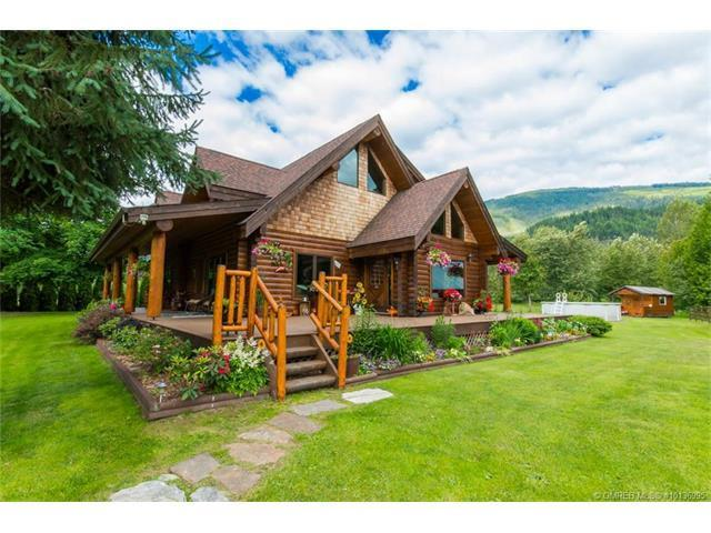 2109 Solsqua Road, Sicamous, BC V0E 2V5 (MLS #10136995) :: Shuswap Real Estate by Stacey Leigh