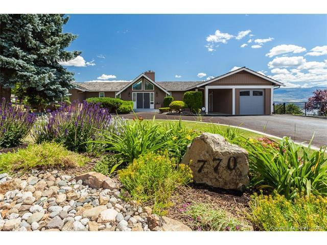 770 Kerry Lane, West Kelowna, BC V1Z 1P1 (MLS #10137289) :: Shuswap Real Estate by Stacey Leigh
