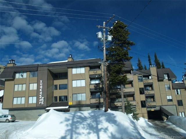 203/303 - 6375 Whiskey Jack Road 203/303, Big White, BC V1P 1P3 (MLS #10137501) :: Walker Real Estate