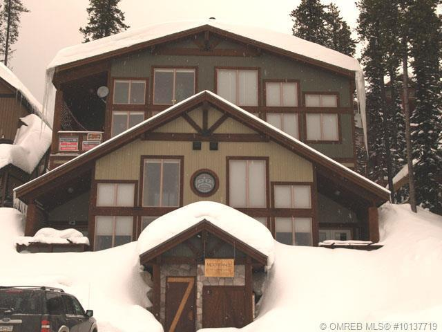 C - 5906 Snow Pines Crescent C, Big White, BC V1P 1P3 (MLS #10137719) :: Walker Real Estate