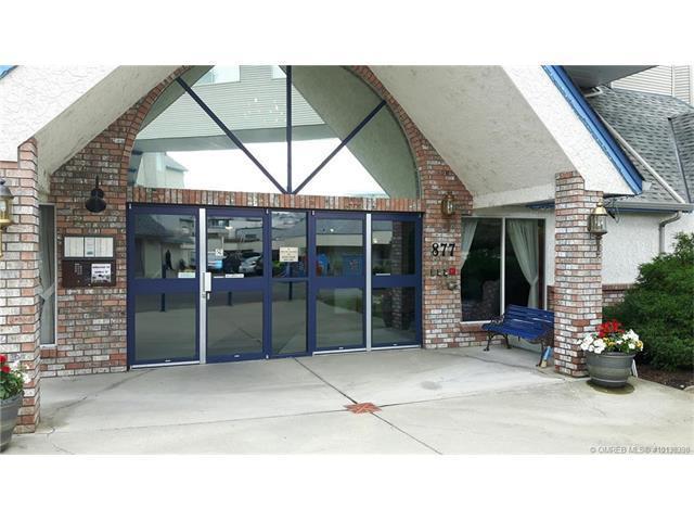 324 - 877 Klo Road #324, Kelowna, BC V1Y 9R1 (MLS #10138398) :: Walker Real Estate