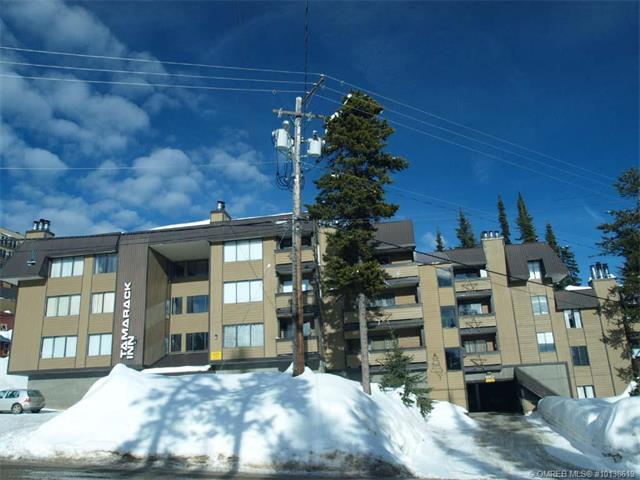301 - 6375 Whiskey Jack Road #301, Big White, BC V1P 1P3 (MLS #10138619) :: Walker Real Estate