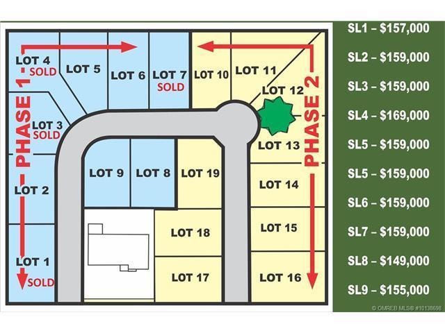 6 - 1330 10 Street Southwest #6, Salmon Arm, BC V1E 1T2 (MLS #10138698) :: Walker Real Estate