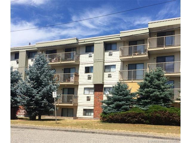 116 - 3304 35 Avenue #116, Vernon, BC V1T 8M6 (MLS #10138884) :: Walker Real Estate