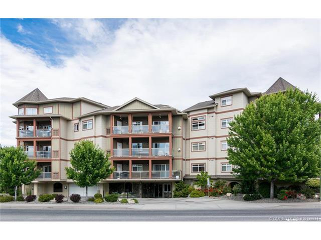 302 - 1905 Pandosy Street #302, Kelowna, BC V1Y 1R8 (MLS #10138921) :: Walker Real Estate