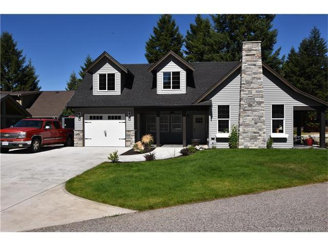 427 Hummingbird Avenue, Vernon, BC V1H 2A1 (MLS #10138988) :: Walker Real Estate
