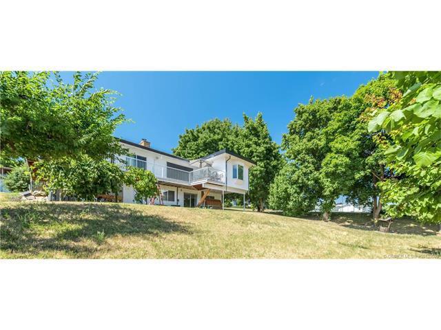 8501 Lakeview Drive, Coldstream, BC V1B 1W6 (MLS #10139009) :: Walker Real Estate
