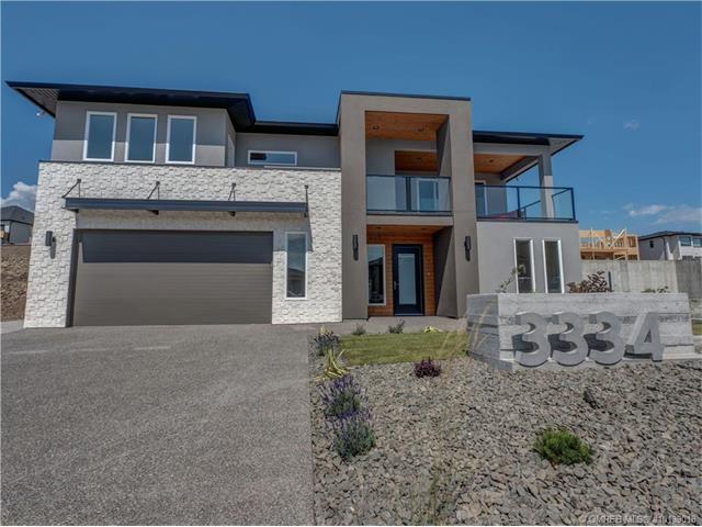 3334 Vineyard View Drive, West Kelowna, BC V4T 3M3 (MLS #10139018) :: Walker Real Estate