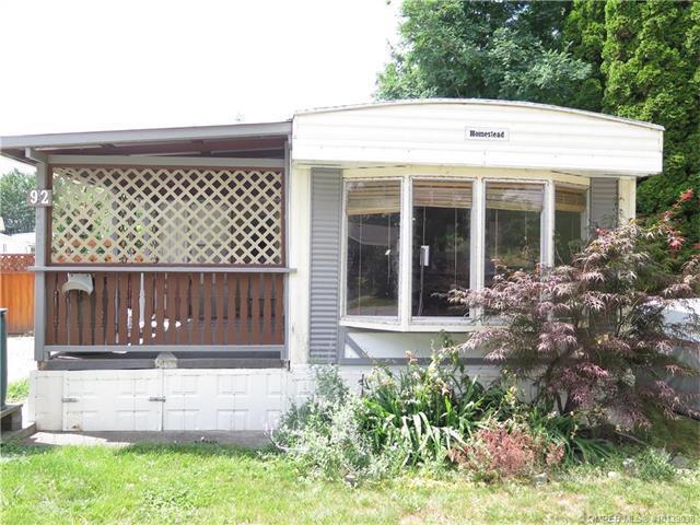 92 - 2065 Boucherie Road #92, Westbank, BC V4T 2A9 (MLS #10139038) :: Walker Real Estate
