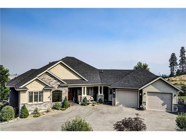3506 Paynter Road, West Kelowna, BC V4T 1R2 (MLS #10139049) :: Walker Real Estate