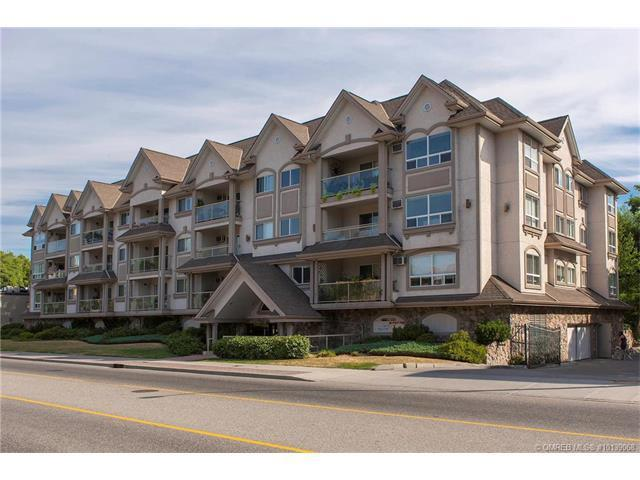 205 - 1965 Pandosy Street #205, Kelowna, BC V1Y 1R9 (MLS #10139068) :: Walker Real Estate