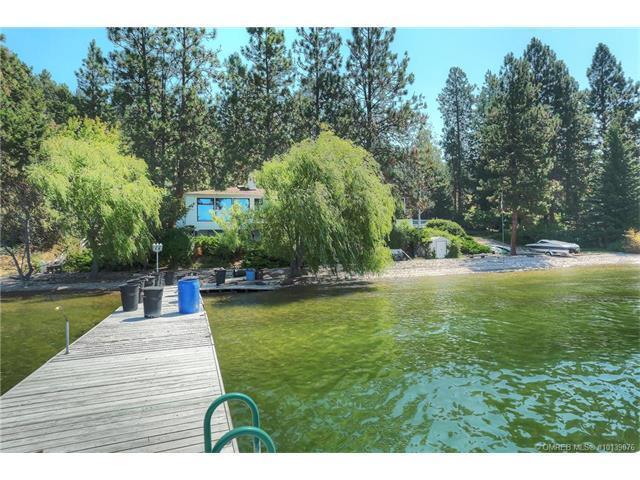 17490 Coral Beach Road, Lake Country, BC V4V 1C1 (MLS #10139076) :: Walker Real Estate