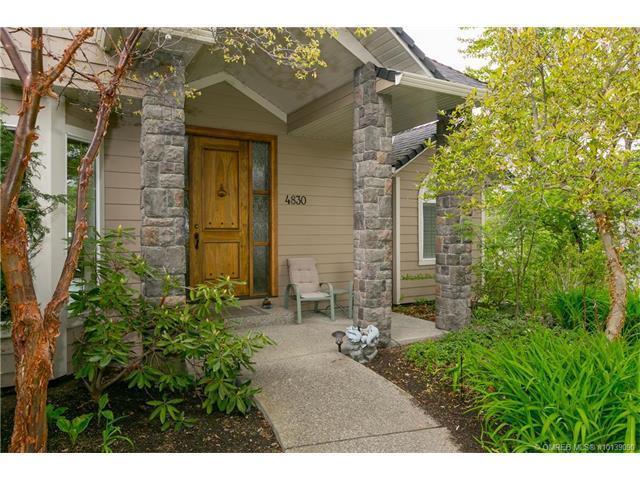 4830 Canyon Ridge Crescent, Kelowna, BC V1W 4A1 (MLS #10139090) :: Walker Real Estate
