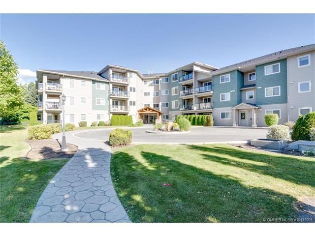 311 - 135 Ziprick Road #311, Kelowna, BC V1X 8B2 (MLS #10139095) :: Walker Real Estate