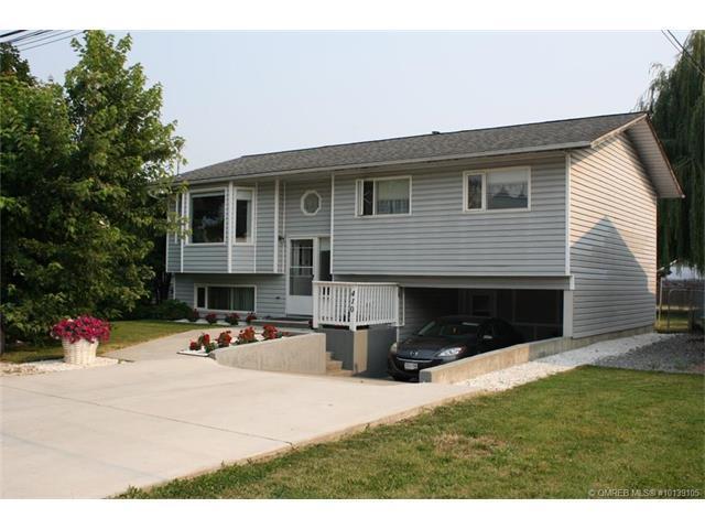 410 Park Avenue, Enderby, BC V0E 1V0 (MLS #10139105) :: Walker Real Estate