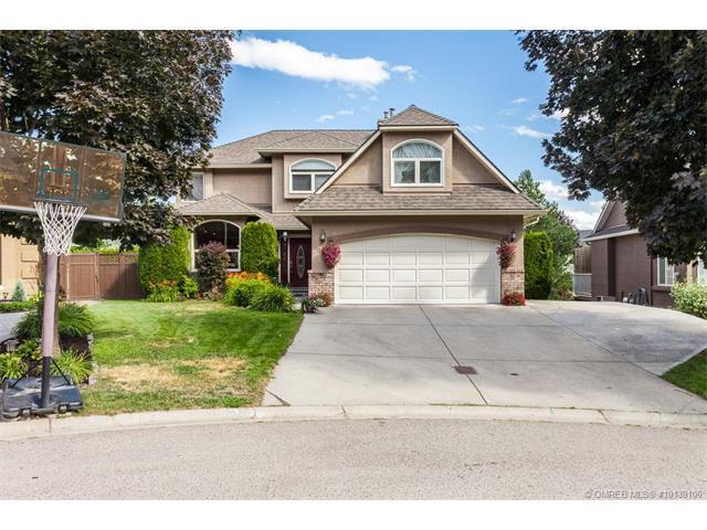 111 Portside Court, Kelowna, BC V1V 1T2 (MLS #10139106) :: Walker Real Estate
