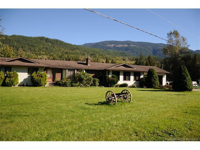 2478 Hall Fish Road, Sicamous, BC V0E 2V4 (MLS #10140276) :: Shuswap Real Estate by Stacey Leigh