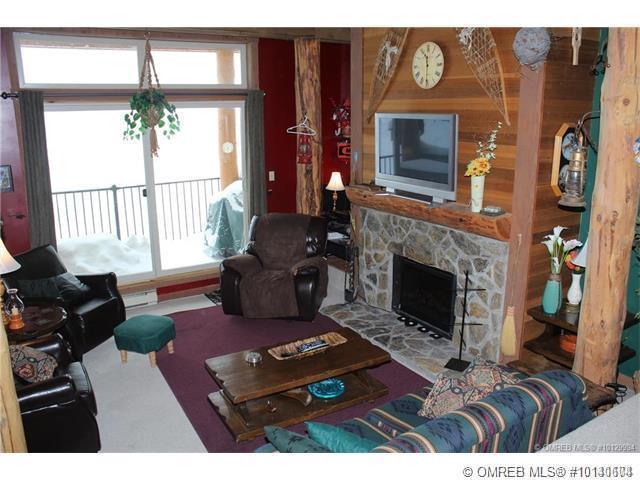 7470 Porcupine Road, Big White, BC V1P 1P3 (MLS #10140604) :: Walker Real Estate