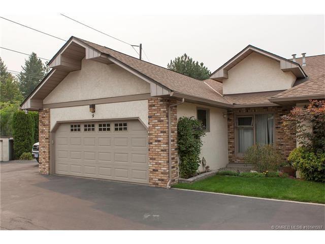1873 Parkview Crescent, Kelowna, BC V1X 7G7 (MLS #10141597) :: Walker Real Estate