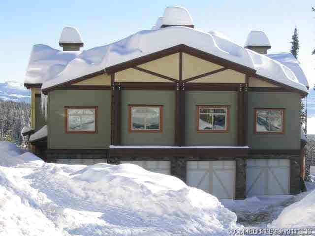 4939 Snowpines Road, Big White, BC V1X 4K6 (MLS #10141636) :: Walker Real Estate