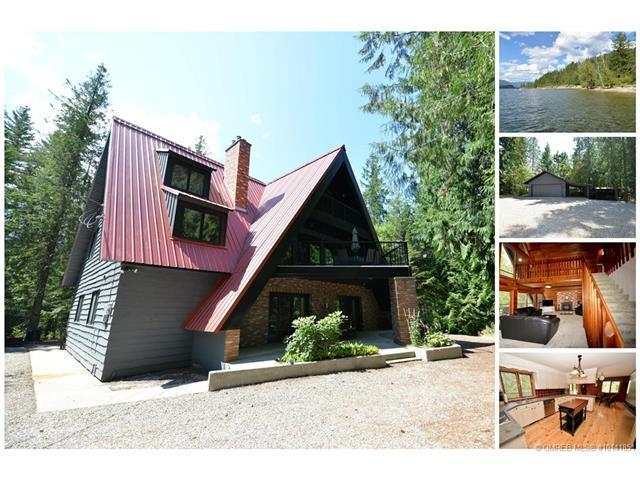 9009 Hummingbird Drive, Swansea Point, BC V0E 2K2 (MLS #10141851) :: Shuswap Real Estate by Stacey Leigh