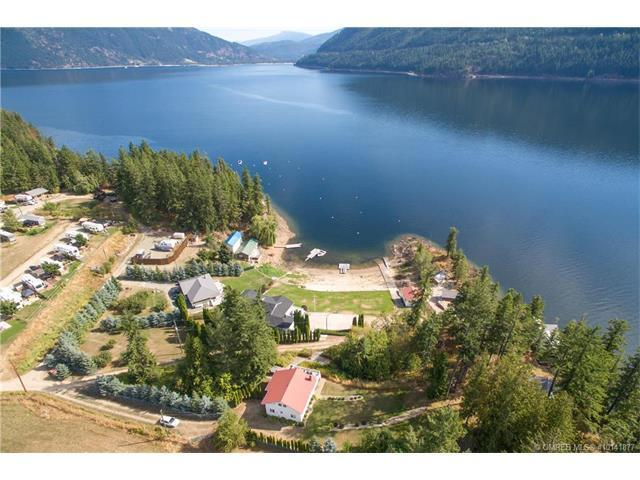 6674 Sunnybrae Canoe Point Road, Tappen, BC V0E 2X1 (MLS #10141877) :: Shuswap Real Estate by Stacey Leigh