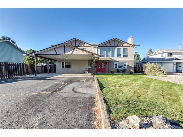 1640 Simpson Avenue, Kelowna, BC V1X 5Z4 (MLS #10142086) :: Walker Real Estate