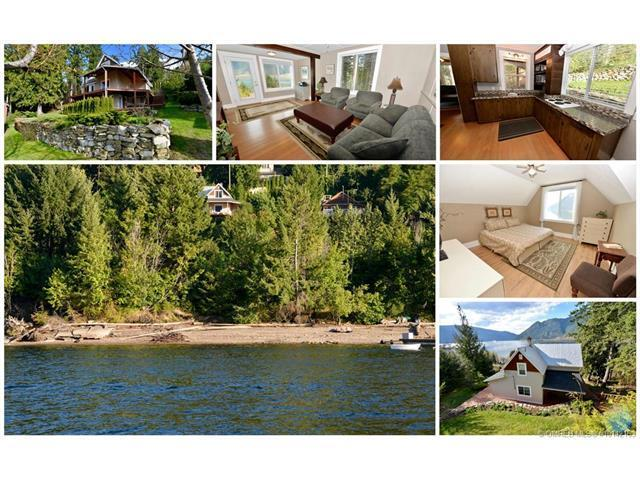 6 Bruhn Road, Sicamous, BC V0E 2V0 (MLS #10142163) :: Shuswap Real Estate by Stacey Leigh