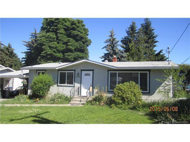 210 Bach Road, Kelowna, BC V1X 2K6 (MLS #10142241) :: Walker Real Estate