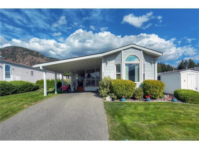 1850 Shannon Lake Road, West Kelowna, BC V4T 1L6 (MLS #10142242) :: Walker Real Estate