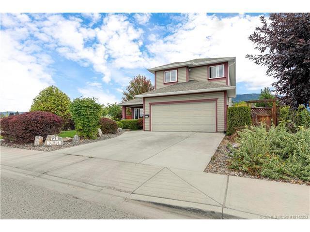 739 Hemlock Road, Kelowna, BC V1X 4W9 (MLS #10142253) :: Walker Real Estate
