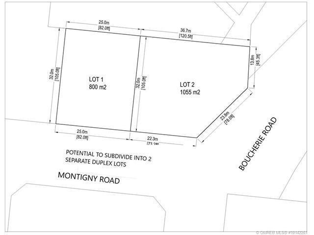 997-999 Montigny Road, West Kelowna, BC V1Z 1S3 (MLS #10142261) :: Walker Real Estate