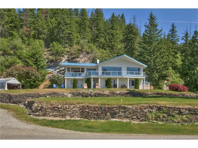 2512 Eagle Bay Road, Blind Bay, BC V0E 1H1 (MLS #10142273) :: Walker Real Estate