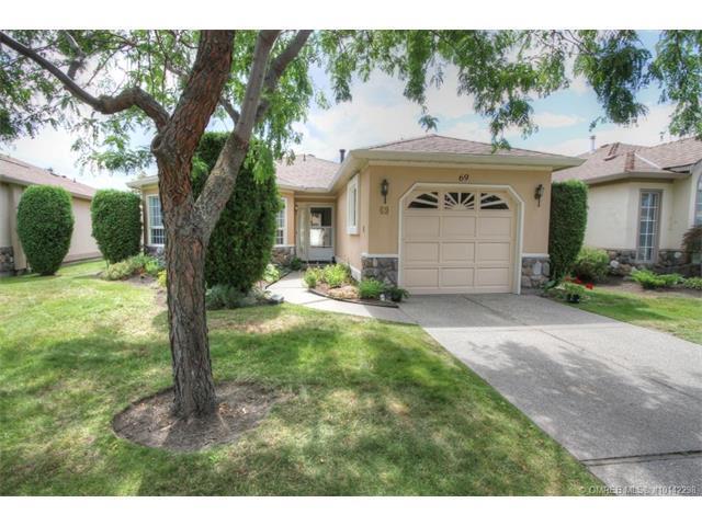 1201 Cameron Avenue, Kelowna, BC V1W 3R8 (MLS #10142298) :: Walker Real Estate